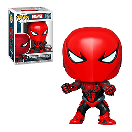 FUNKO POP! Marvel - Spider-Armor MKIII Special Edition