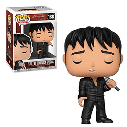 FUNKO POP! Rocks - Elvis 68 Comeback Special