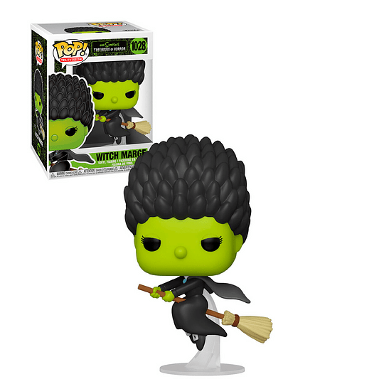 FUNKO POP! Television - The Simpsons Treehouse of Horror: Witch Marge