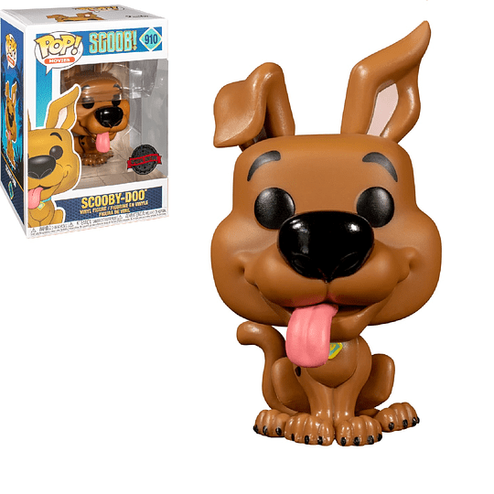 FUNKO POP! Movies - Scoob: Young Scooby - Doo