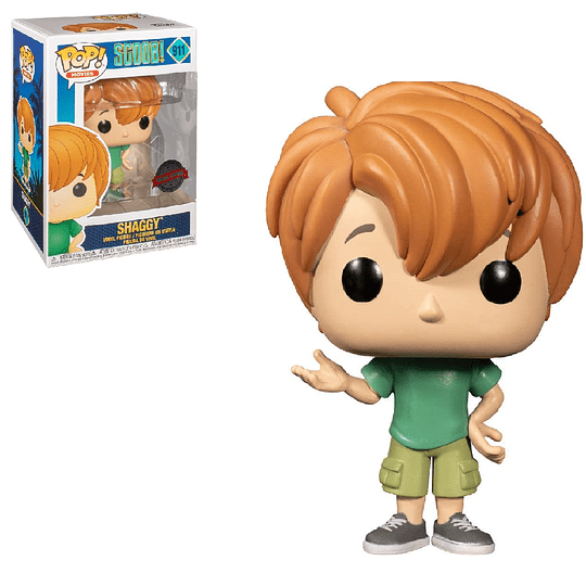 FUNKO POP! Movies - Scoob: Young Shaggy