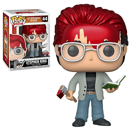 FUNKO POP! Icons - Stephen King with Axe and Book Special Edition