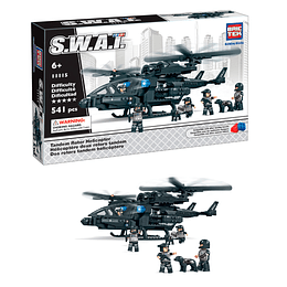 BRICTEK! S.W.A.T - Tandem Helicopter