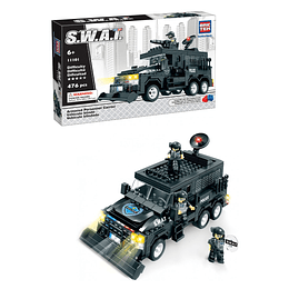 BRICTEK! S.W.A.T - Armored Personnel Carrier
