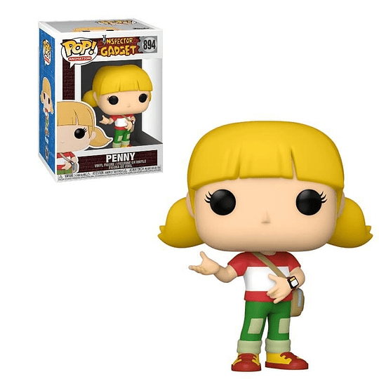 FUNKO POP! Animation - Inspector Gadget: Penny