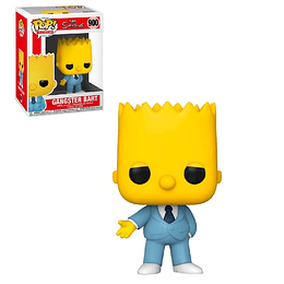FUNKO POP! Television - The Simpsons: Gangster Bart