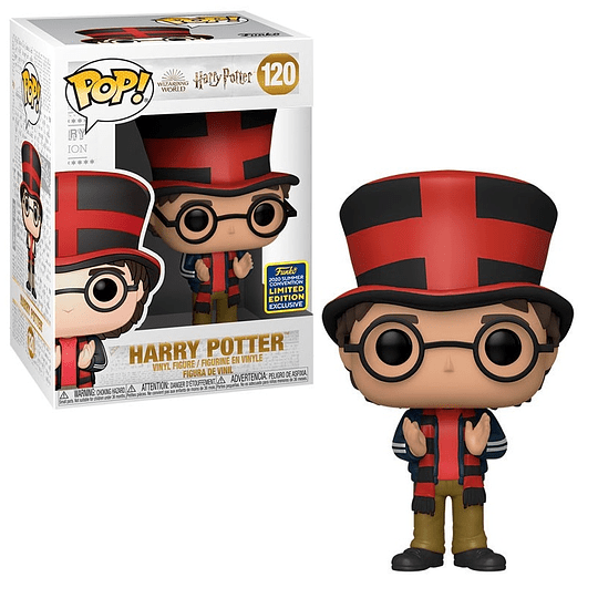 FUNKO POP! Movies - Harry Potter: Harry at World Cup Limited Edition