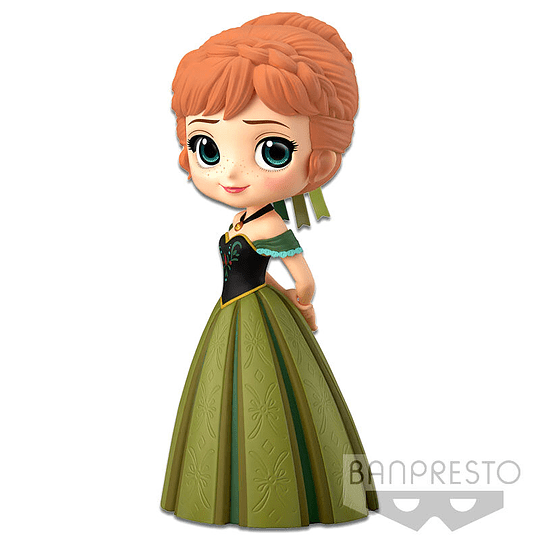 Banpresto Qposket - Disney: Anna Coronation Style A