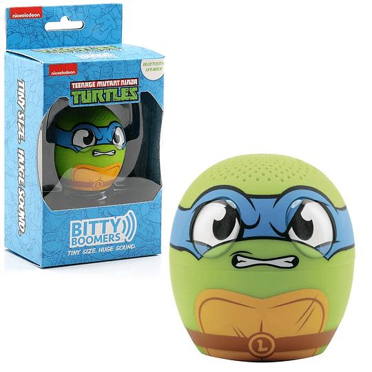 BITTY BOOMERS! Ninja Turtles - Leonardo Bluetooth Speaker