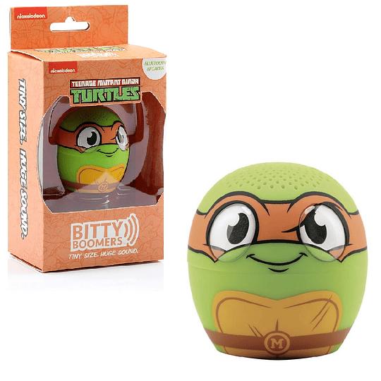 BITTY BOOMERS! Ninja Turtles - Michelangelo Bluetooth Speaker