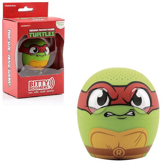 BITTY BOOMERS! Ninja Turtles - Raphael Bluetooth Speaker