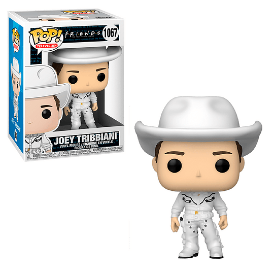 FUNKO POP! Television - Friends: Cowboy Joey Tribbiani