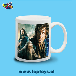 Tazón - Movies: The Lord of the Rings