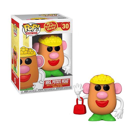 FUNKO POP! Retro Toys - Mrs. Potato Head