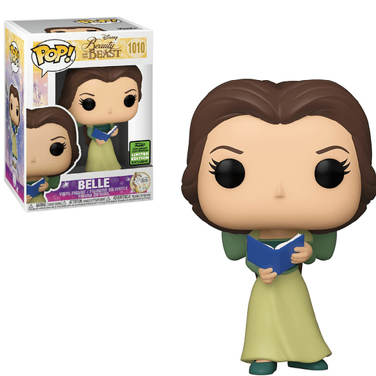 FUNKO POP! Disney - Beauty and the Beast: Belle in Green Dress Limited Edition