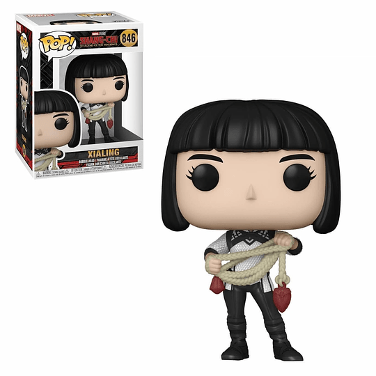FUNKO POP! Marvel - Shang-Chi and the Legend of the Ten Rings: Xialing