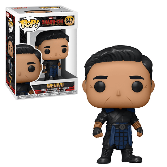 FUNKO POP! Marvel - Shang-Chi and the Legend of the Ten Rings: Wenwu