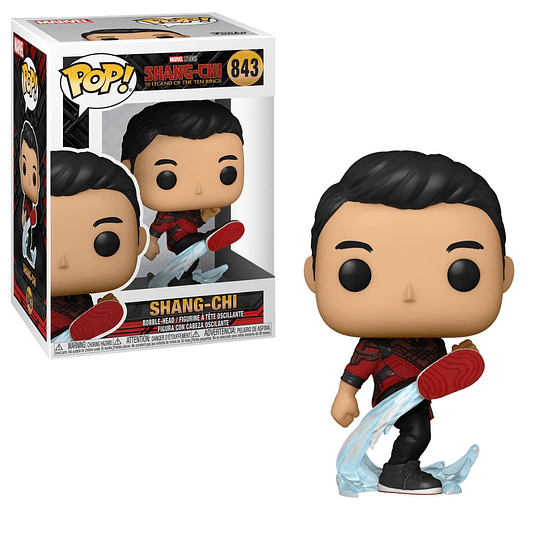 FUNKO POP! Marvel - Shang-Chi and the Legend of the Ten Rings: Shang-Chi