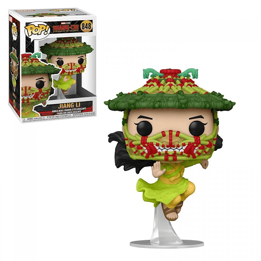 FUNKO POP! Marvel - Shang-Chi and the Legend of the Ten Rings: Jiang Li