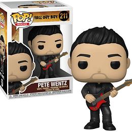 FUNKO POP! Rocks - Fall out Boy: Pete Wentz