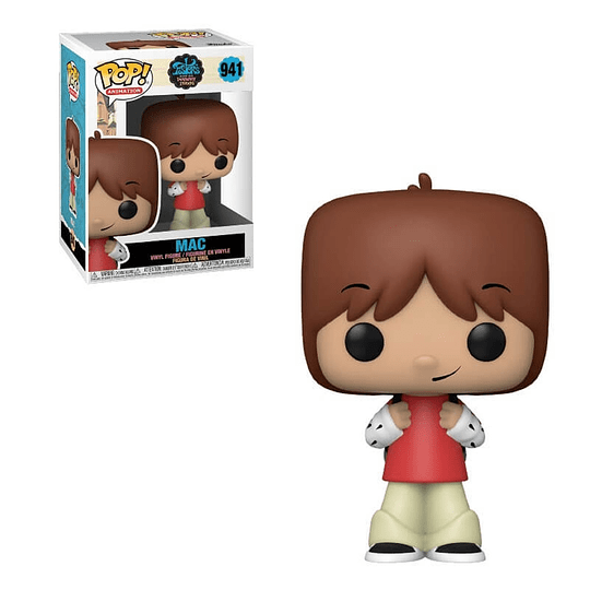 FUNKO POP! Animation - Foster´s Home for imaginary Friends: Mac