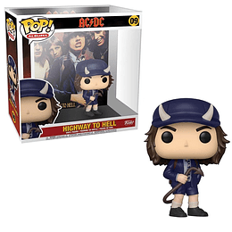 FUNKO POP DELUXE! Albums - AC/DC: Highway to Hell