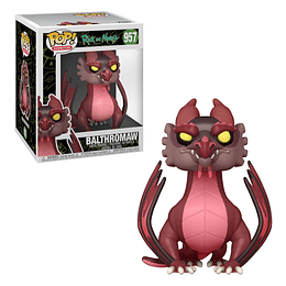 FUNKO POP DELUXE! Animation - Rick and Morty: Balthromaw