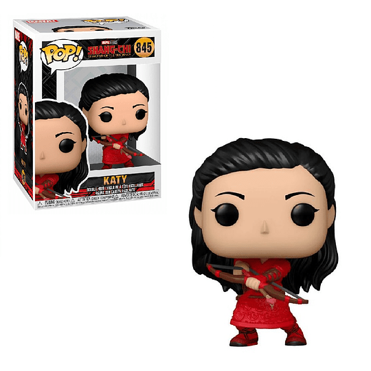 FUNKO POP! Marvel - Shang-Chi and the Legend of the Ten Rings: Katy
