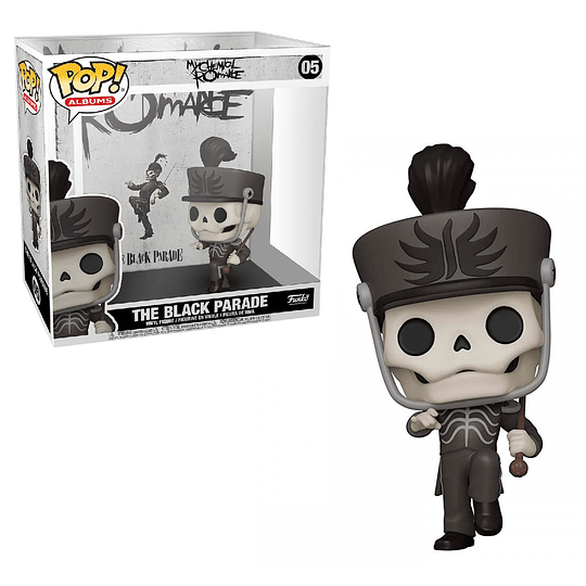 FUNKO POP DELUXE! Albums - My Chemical Romance: The Black Parade