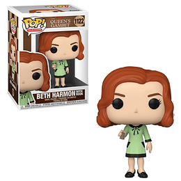 FUNKO POP! Television - The Queen´s Gambit: Beth Harmon with Rook