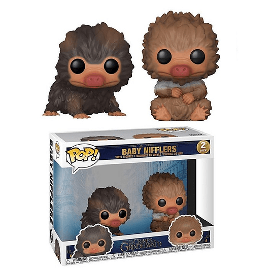 FUNKO POP DELUXE! Movies - The Crimes of Grindelwald: Baby Nifflers