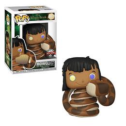 FUNKO POP! Disney - The Jungle Book: Mowgli with Kaa