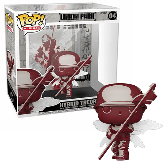 FUNKO POP DELUXE! Albums - Linkin Park: Hybrid Theory