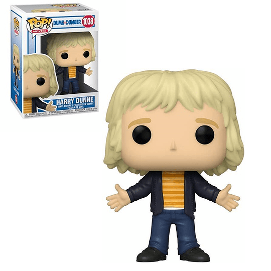 FUNKO POP! Movies - Dumb and Dumber: Harry Dunne