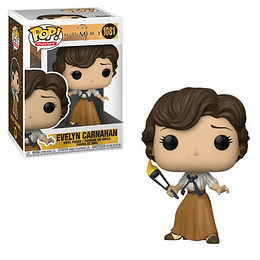 FUNKO POP! Movies - The Mummy: Evelyn Carnahan