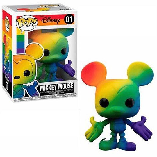 FUNKO POP! Disney - Pride: Mickey Mouse