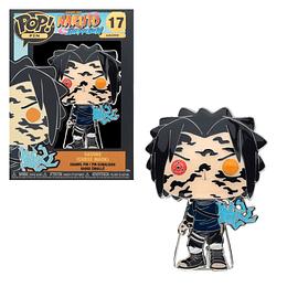 POP PINS! Animation - Naruto: Sasuke (Curse Mark)