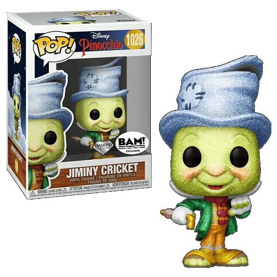 FUNKO POP! Disney - Pinocchio: Jiminy Cricket Diamond Collection