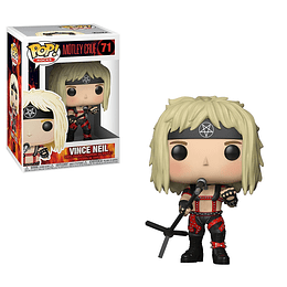 FUNKO POP! Rocks - Motley Crue: Vince Neil