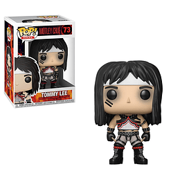 FUNKO POP! Rocks - Motley Crue: Tommy Lee