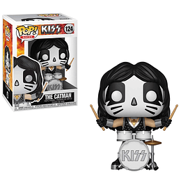FUNKO POP! Rocks - Kiss: The Catman