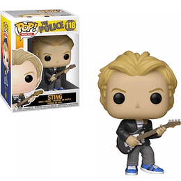 FUNKO POP! Rocks - The Police: Sting
