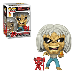 FUNKO POP! Rocks - Iron Maiden: The number of the beast Eddie