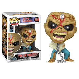 FUNKO POP! Rocks - Iron Maiden: Piece of mind Eddie