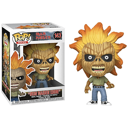 FUNKO POP! Rocks - Iron Maiden: Iron Maiden Eddie