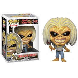 FUNKO POP! Rocks - Iron Maiden: Killers Eddie
