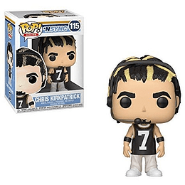 FUNKO POP! Rocks - NSYNC: Chris Kirkpatrick