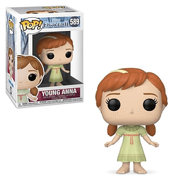 FUNKO POP! Disney - Frozen II: Young Anna