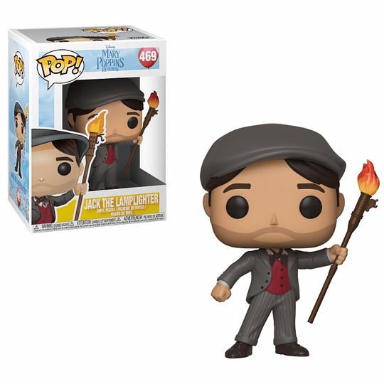 FUNKO POP! Disney - Mary Poppins: Jack The Lamplighter