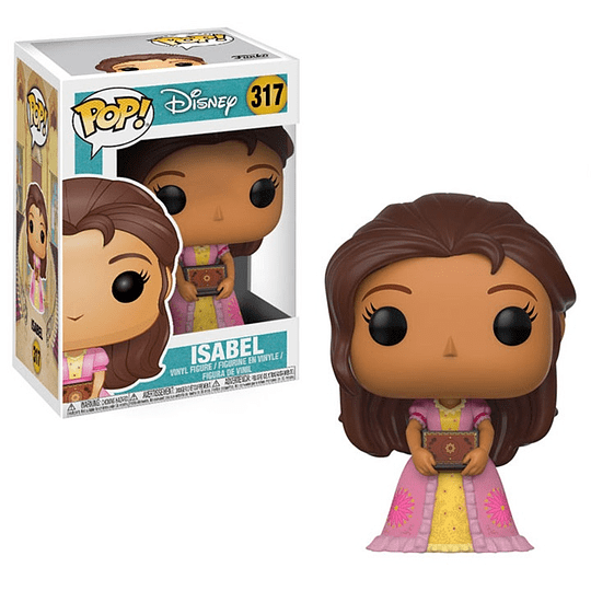 FUNKO POP! Disney - Isabel